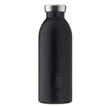 24Bottles - Clima Bottle 500 ml - Smoking Noir