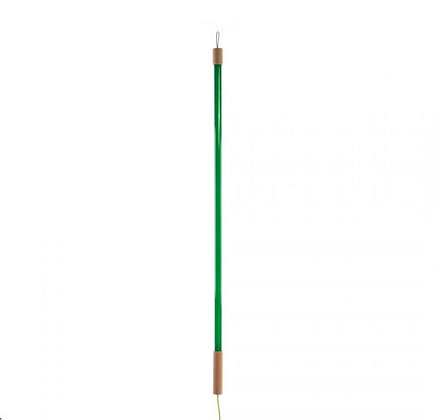 Seletti - Linea - Lampe Neon Led - Vert