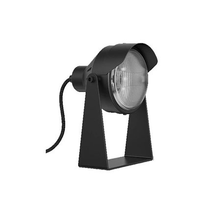 Lampe à poser - Façon projecteur