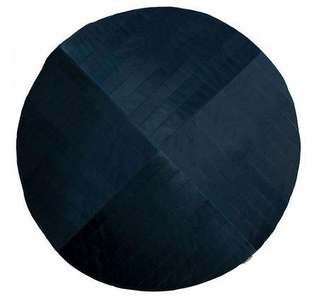 Nobodinoz - Tapis de Jeux - Kilimanjaro Velvet carpet night blue