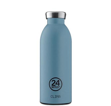 24Bottles - Clima Bottle 500 ml - Powder Blue