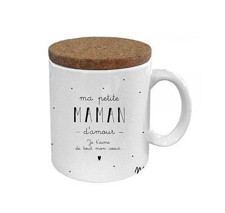 Marcel & Lily - Mug - Ma petite Maman D'amour