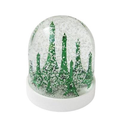 Atypyk - Boule à Neige - Eiffel Forest