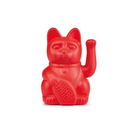 Maneki Neko - Lucky Cat - Red