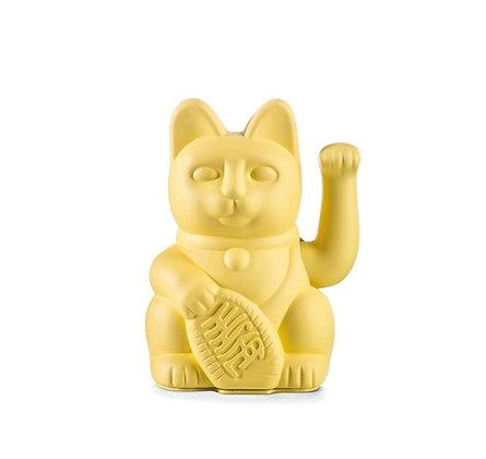 Maneki Neko - Lucky Cat - Yellow