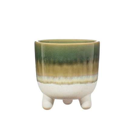 Sass & Belle - Cache-Pot - Mojave - Green - GM