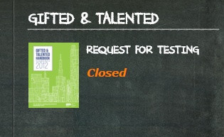 Jan 2017 Testing is Closed for Application
