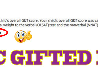 2019 G&T Results AreOut!! (4/16/19)