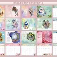 2021月曆