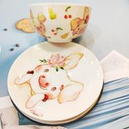 碗盤餐具組