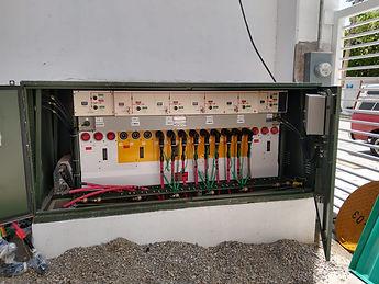 instalación de transformadores en acapulco