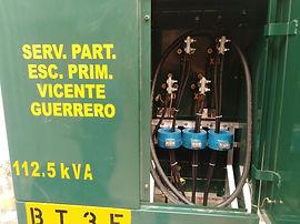 intalacion de transformadores en acapulco