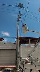 transormador de poste instalacion