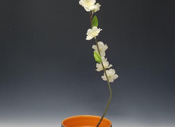 Mid Century Modern Ikebana Vase
