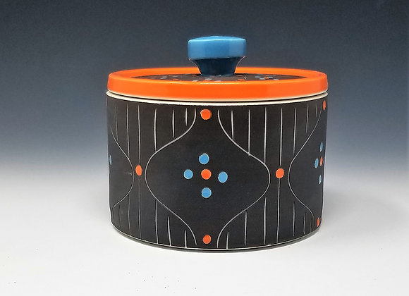 Mid Century Modern Canisters (select size/set)