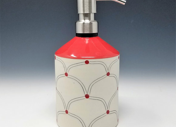 Tear Drop Soap/Lotion Bottle Dispenser