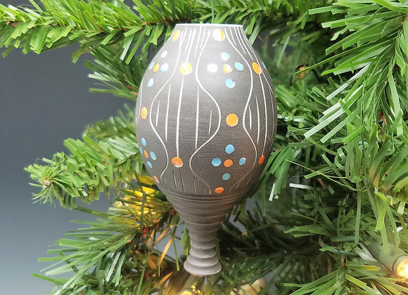 Mid Century Modern Ornament #1