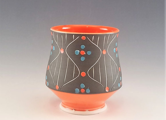 Mid Century Modern Tea Cup