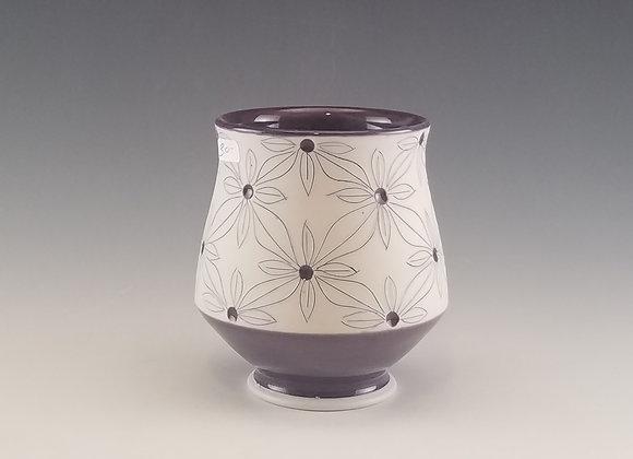 Quad Flower Tea Cup