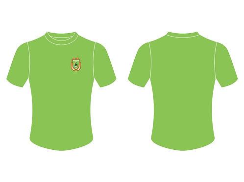 RWFC T-Shirt (Green ; Left Chest Emblem)