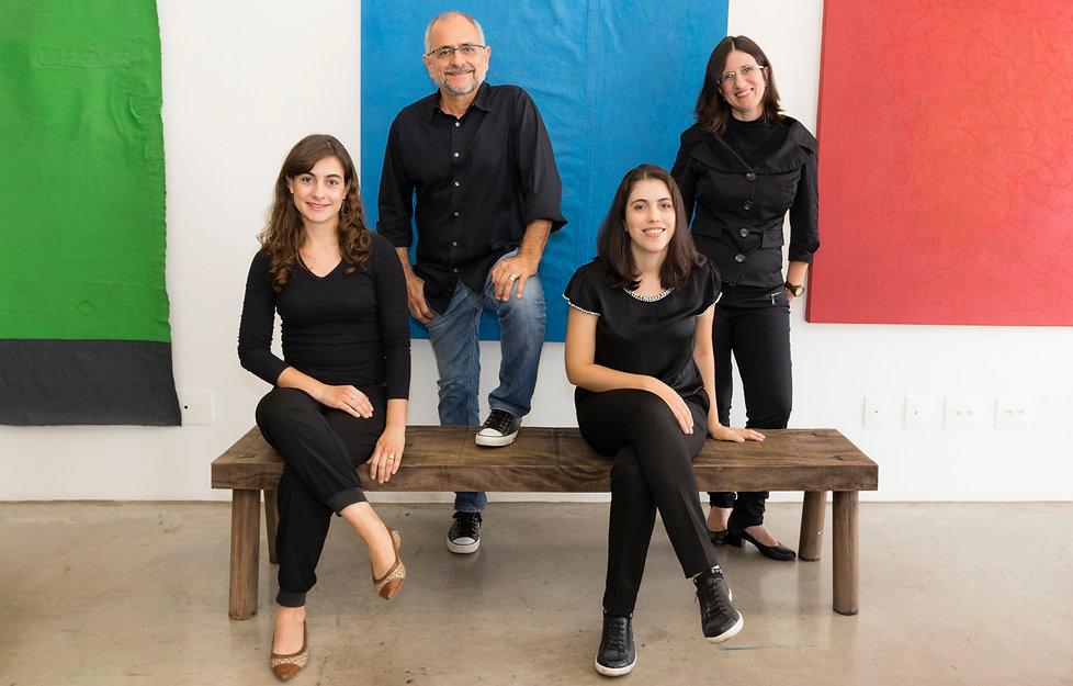 Quem somos - Equipe Joel Pereira