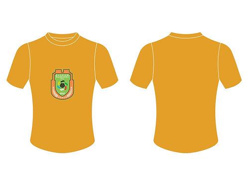 RWFC T-Shirt (Orange ; Center Chest Emblem)