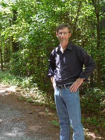 Photo of Ken Procter, artist
