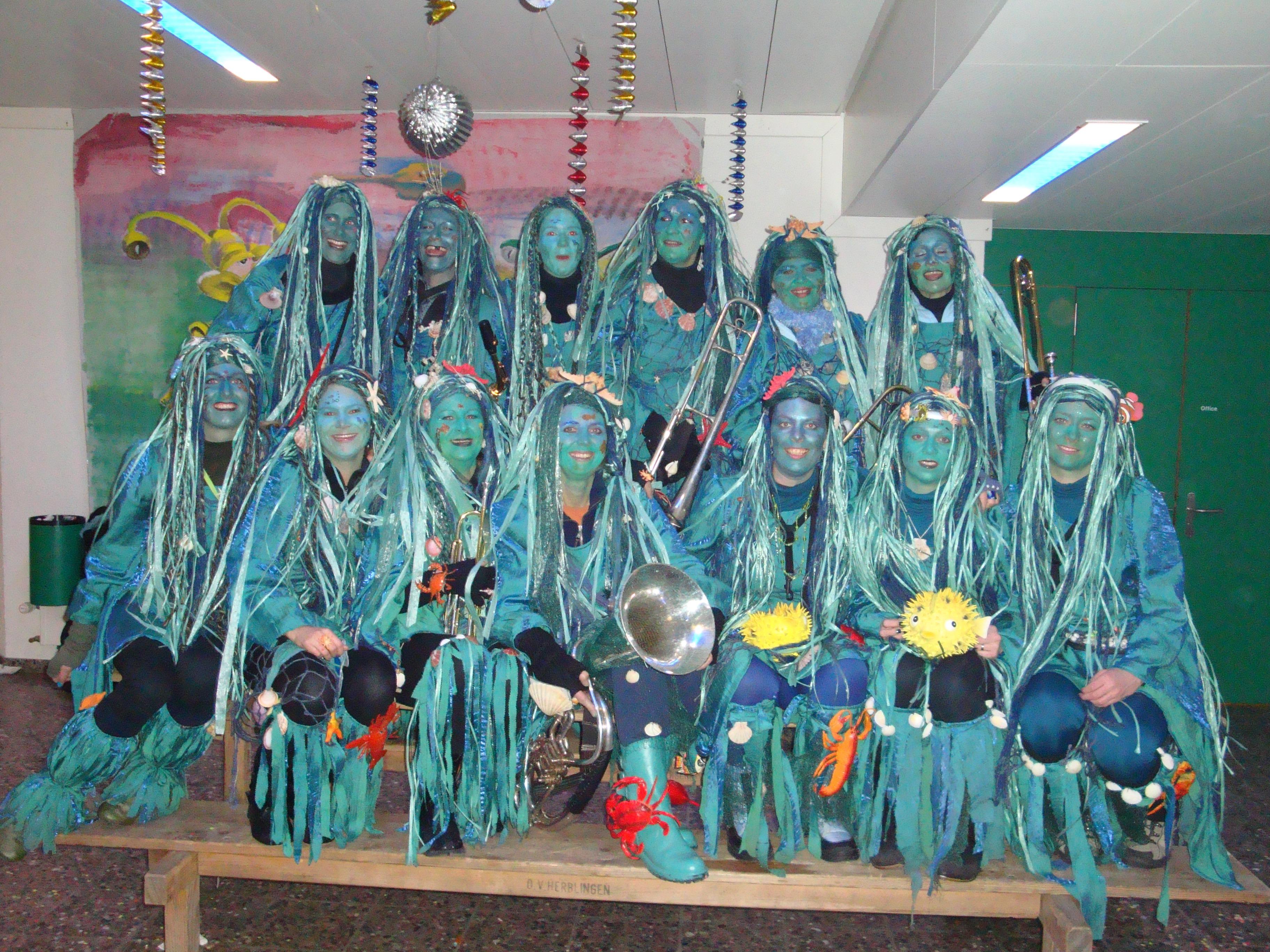2009 - Unterwasserfrauen