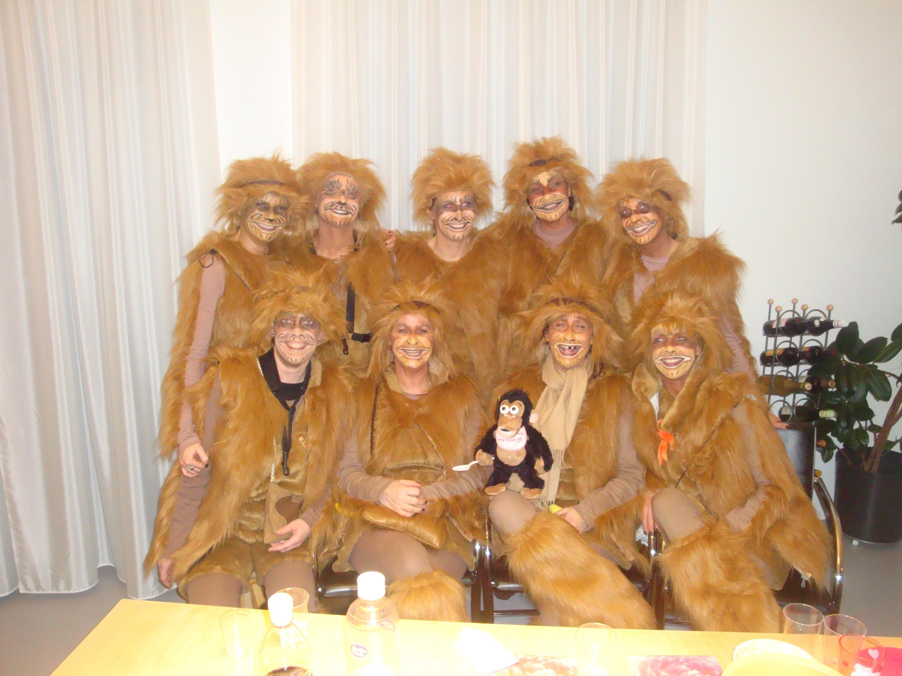 2011 - Affen
