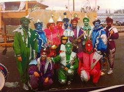1994 - Ausserirdische