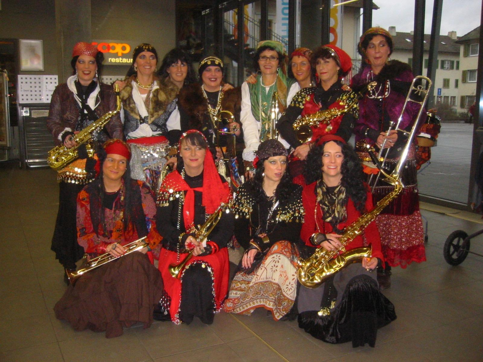 2008 - Zigeunerin