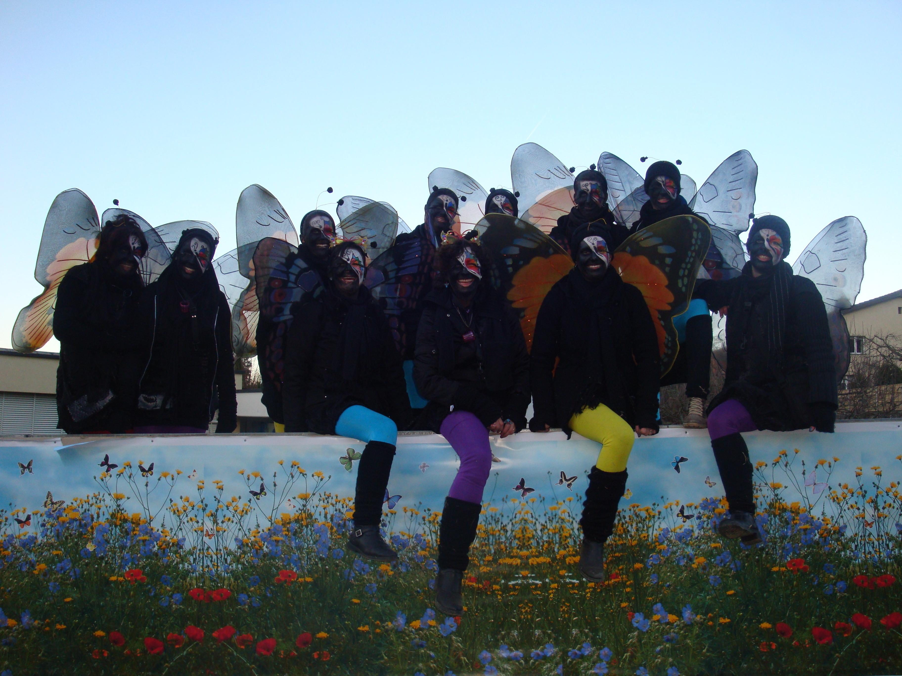 2012 - Schmetterling