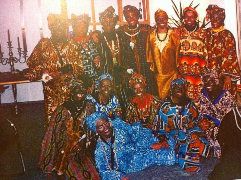 2005 - Afrikanerin