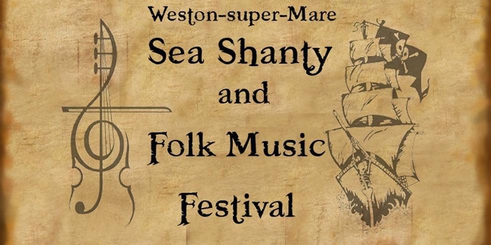 Weston-super-Mare Sea Shanty and Folk Music Festival