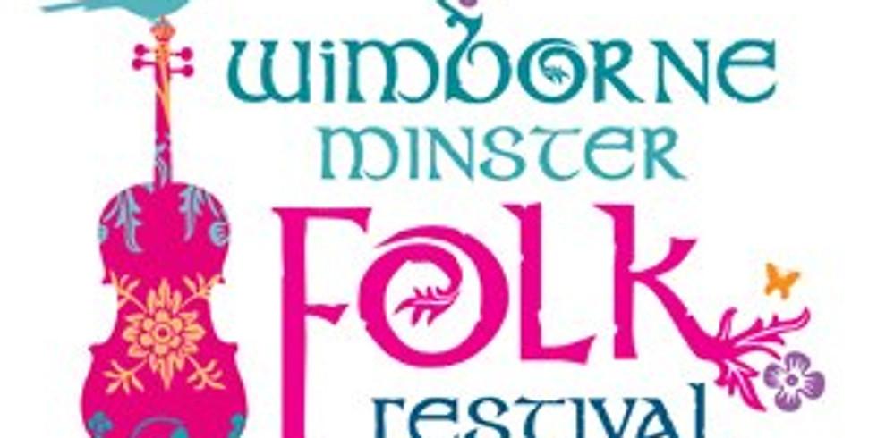 Wimborne Minster Folk Festival