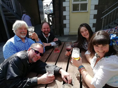 A sunny Sunday in Devon!!