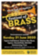 North East Derbyshire Festival of Brass 2020