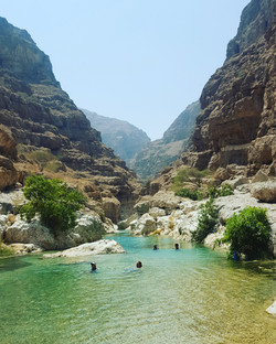 Wadi Shab, Oman (1)