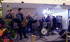 live band hk- live music hk - jazz band - event live music - event entertainment - pacific place hk - iwc