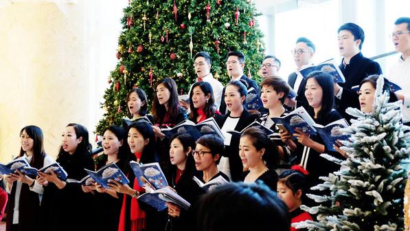 The Show Choir X (Parents Choir)