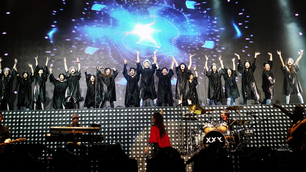 G.E.M. X.X.X. Live Tour