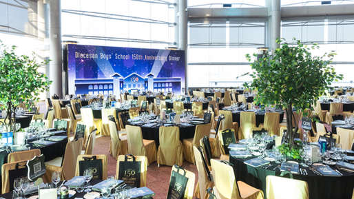 ME2 Productions -DBS Anniversary Dinner Event Management 001