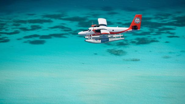 Seaplane Flight