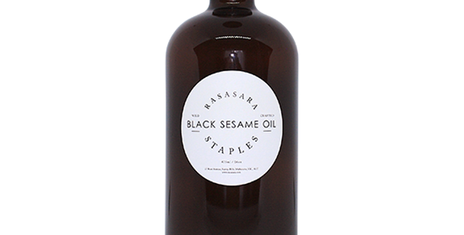 Black Sesame Oil 240ml