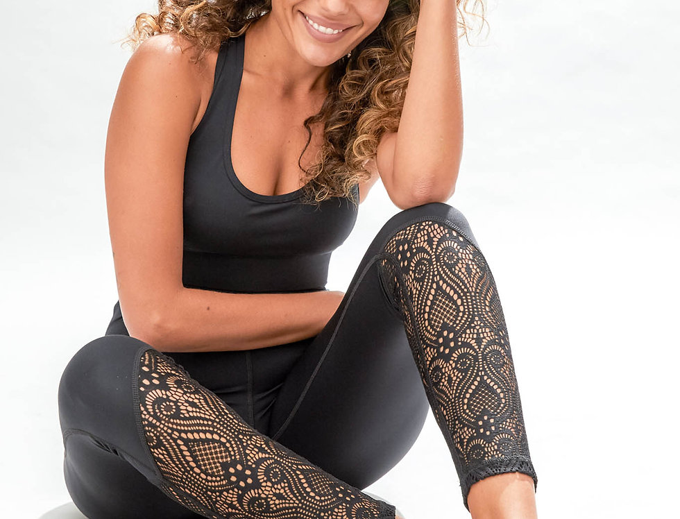 Charm Lace Legging