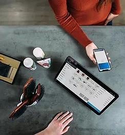 Tecnología en los Puntos de Venta (retailers) Soluciones Modulares