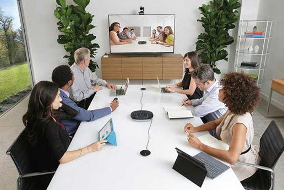 Videocolaboración en las empresas