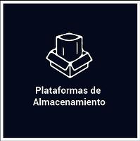 Plataformas de Almacenamiento en las empresas