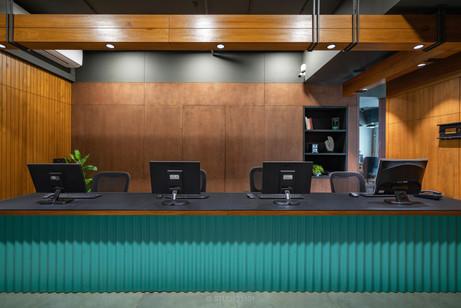 Office Staff Area