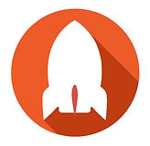 16-space-flat-icons-photoshop-rocket new